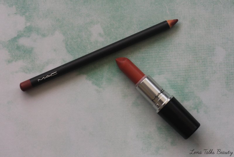 MAC Velvet Teddy and Whirl - Lena Talks Beauty