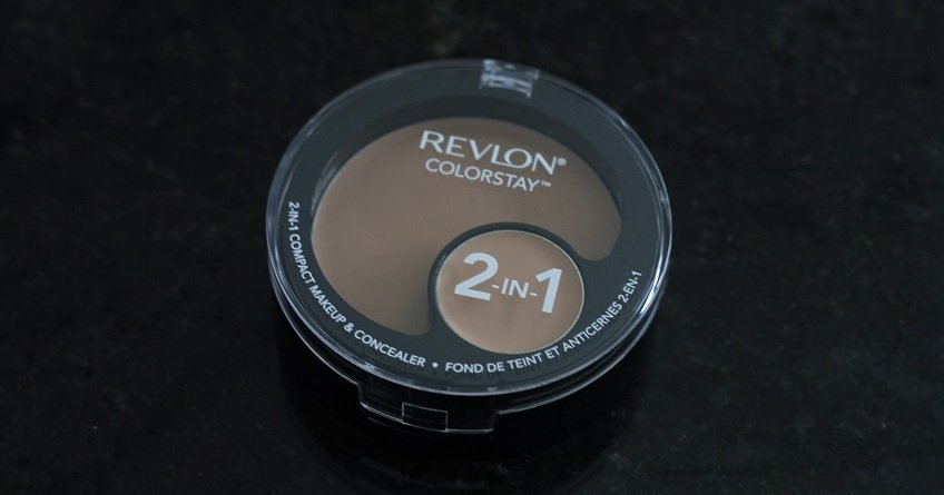 Revlon Colorstay Compact 2 in 1 featured image - lena talks beauty