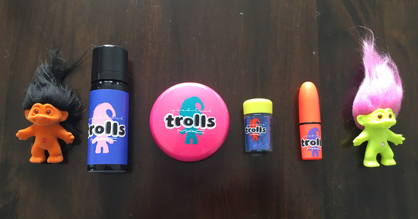 MAC Good Luck Trolls Collection - Lena Talks Beauty