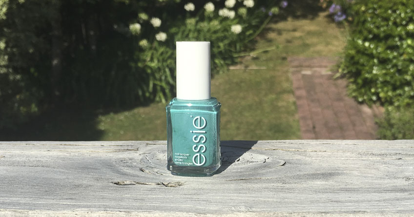 Essie Naughty Nautical Nail Polish - Lena Talks Beauty