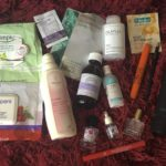 Lena Talks Beauty empties post - swisspers, simple, weleda, sebastian, olaplex, palmolive, pure fiji, mac cosmetics, collection cosmetics, paula's choice, innisfree, orly, hk girl